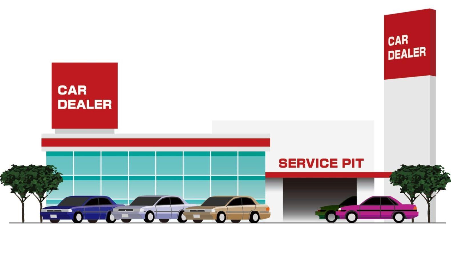車の買取査定とディーラーの下取りの査定額を比較してみた!